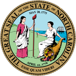 NC - Board of Law logo